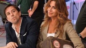 """Sílvia Rizzo garante que Manuel Marques não traiu a 'ex': """"Ele acabou primeiro o casamento"""""""