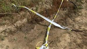 Encontradas pegadas de criança a 300 metros do local onde estava a camisola de Noah