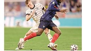 Incerteza na seleção francesa com futuro em aberto
