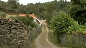 Autoridades vedam casa da família do bebé Noah em Proença-a-Velha