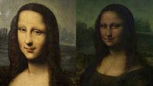 'Falsa' Mona Lisa vendida em leilão por 2,9 milhões de euros