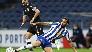 Sérgio Oliveira apontado à Juventus