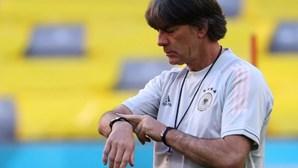 """Selecionador alemão destaca qualidade lusa e diz que Portugal """"não é só Cristiano Ronaldo"""""""