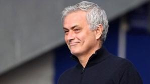 José Mourinho fala sobre título do Sporting e elogia Rúben Amorim