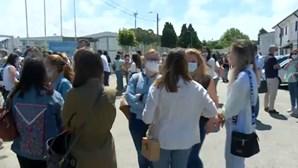 400 pessoas esperam pela vacina contra a Covid-19 em Espinho