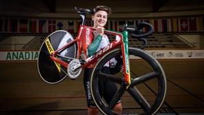 Maria Martins sagra-se campeã nacional de fundo de ciclismo de estrada