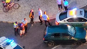 GNR trava bêbedo em fuga após perseguição em Torres Vedras