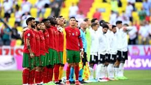 Derrota de Portugal frente à Alemanhã foi programa mais visto do ano na TV portuguesa