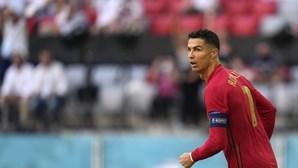 """""""Acreditem tanto como nós!"""": Cristiano Ronaldo faz apelo aos portugueses após derrota frente à Alemanha"""