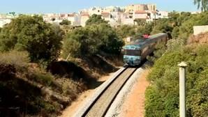 Morre em colisão com comboio em passagem de nível de Coruche