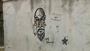 Homem baleado em rixa de tráfico de droga no Porto