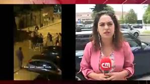 Jovens envolvidos em desacatos em Vila Real foram hospitalizados