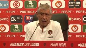 """""""Sem dúvida que vamos passar aos oitavos"""": Fernando Santos admite mudanças no onze e acredita na reconquista do título"""