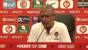 """""""Portugal pode ir à final e pode vencer"""": Fernando Santos acredita na reconquista do título de campeão europeu"""