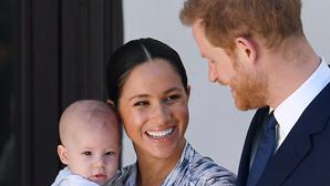 Futuro rei Carlos não quer neto Archie príncipe