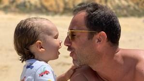 Frederico Varandas dedicado à família recebe mimos nas férias