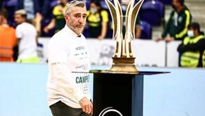 """Paulos Freitas diz que hóquei em patins do Sporting teve uma época """"sublime"""""""