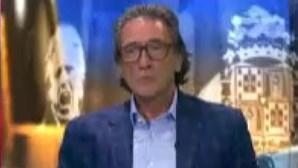 """Rodolfo Reis e a 'teimosia' de Fernando Santos: """"É a morte do artista"""""""