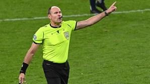 Já é conhecido o árbitro que vai apitar o Portugal-França do Euro 2020