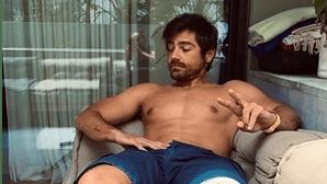 Lourenço Ortigão sofre acidente de mota em Lisboa