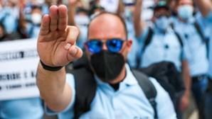 Ministério Público abre inquérito à manifestação do Movimento Zero que saiu do percurso autorizado