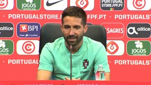 """""""Queremos dar uma melhor imagem"""": Moutinho diz que Portugal está preparado para o próximo jogo frente à França"""