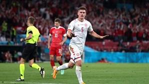Dinamarca e Bélgica apuram-se após vitória na última jornada no Grupo B e 'ajudam' Portugal