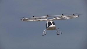 Pronto para apanhar um táxi aéreo? Empresa alemã espera ter Volocopter a funcionar em 2024