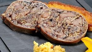 Pratos à moda da Beira: Repastos típicos saem do forno ou dos potes