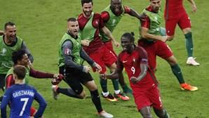 """Golo de Eder frente à França no Euro 2016 """"ainda magoa"""""""