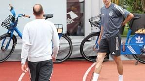 Müller em risco de falhar jogo de hoje entre Alemanha e Hungria
