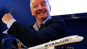 """CEO da Ryanair diz que aeroporto do Montijo não avança para """"proteger TAP"""""""