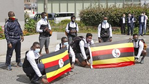 Registados dois casos de Covid-19 delegação olímpica do Uganda