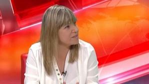 """""""Isto foi um susto e um alerta"""": Luísa Jeremias sobre enfarte de Tony Carreira"""