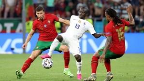 Portugal apurado para os oitavos de final do Euro 2020