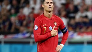Ali Daei felicita Ronaldo por igualar recorde de golos internacionais