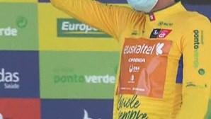 Lobato é líder na 1ª etapa da Volta ao Alentejo CMTV