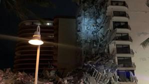 Prédio de 11 andares colapsa em Miami nos EUA. Bombeiros estimam que haja 50 pessoas nos escombros