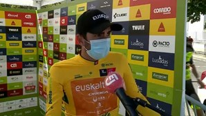Lobato ganha ao sprint e é líder na 1ª etapa da Volta ao Alentejo CMTV