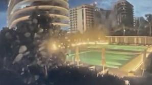 Há três mortos e 99 desaparecidos na queda de edifício de luxo em Miami, avança a imprensa local
