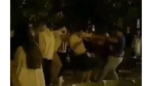 Confrontos com pancadaria e cadeiras arremessadas no Centro Histórico de Guimarães