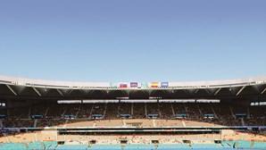 Sevilha é próxima paragem para a Seleção Nacional
