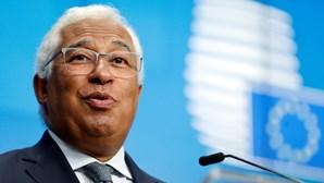 Costa salienta aprovação por unanimidade do Plano de Recuperação português pela União Europeia