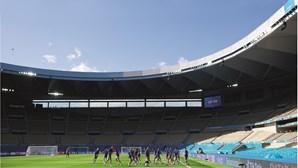 Bilhetes para ver Portugal frente à Bélgica custam mais de mil euros