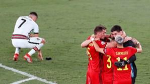 Jogo com a Bélgica foi o mais visto do ano