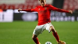 Benfica ativo no mercado de transferências