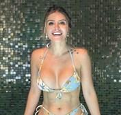 Andreia Filipa Nunes mostra novas curvas após cirurgia