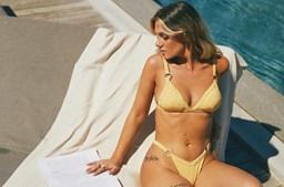 Liliana Filipa elege modelos reduzidos, que evidenciam as curvas
