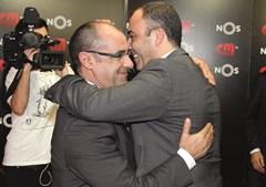 Octávio Ribeiro e Carlos Rodrigues, novo diretor do CM e da CMTV
