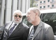 José Jorge Letria e António Torrado